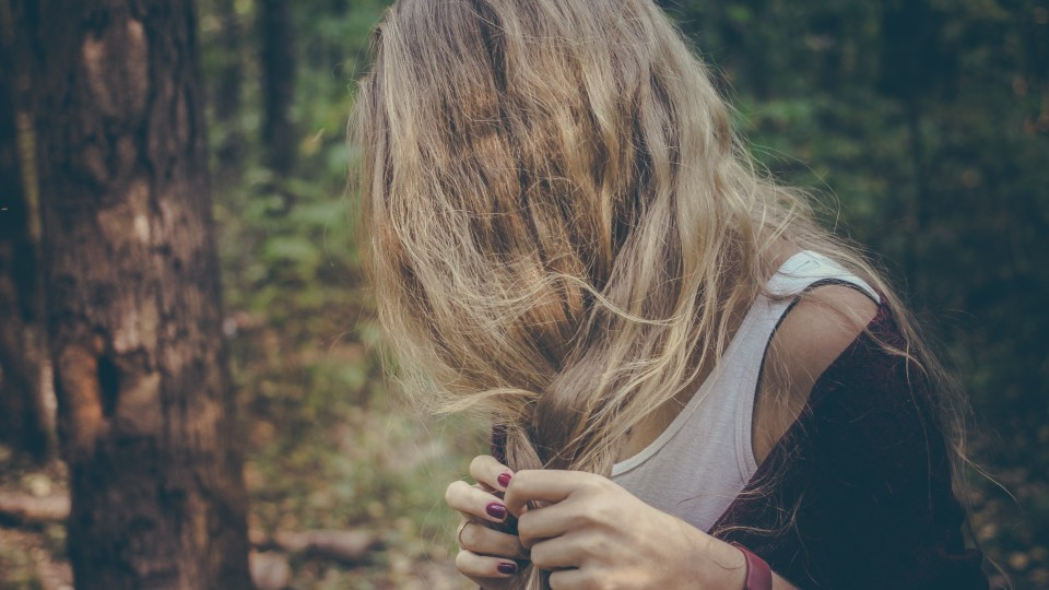 Tratamento para cabelos danificados