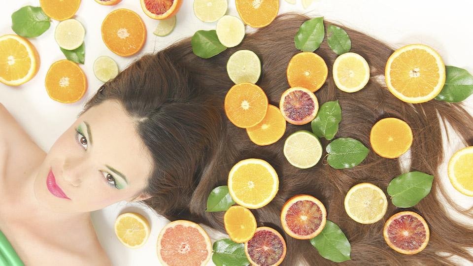 suplementação para os cabelos