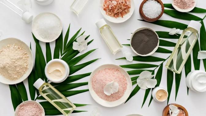 Tratamentos naturais para pele e cabelo